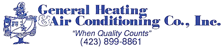 General Heating & Air Conditioning Co Inc Logo